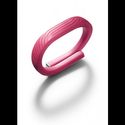 Jawbone UP24 monitor aktivit a spánku L, růžový JL01-19L-EU1