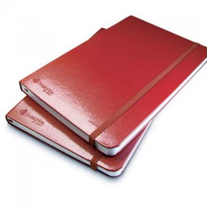livescribe Dot paper JOURNALS 3-4, 2x červený nelinkovaný blok