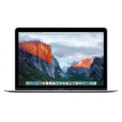 """MacBook 12"""" 256 GB vesmírně šedý (použitý, záruka 6 měsíců)"""
