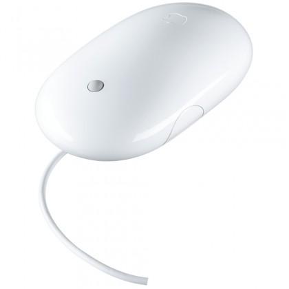 Apple wired mighty mouse (vystavená, záruka 6 měsíců)