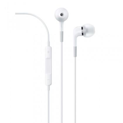 Sluchátka do uší Apple s dálkovým ovládáním a mikrofonem me186zm/a