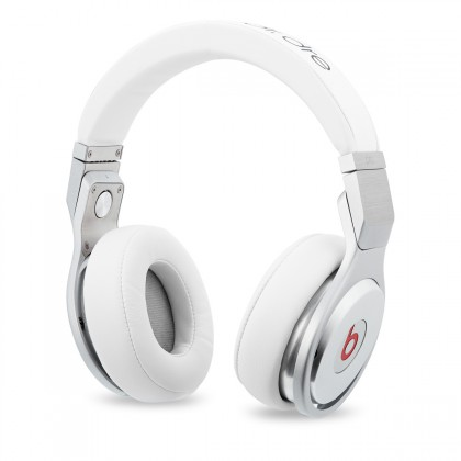 Beats by Dr. Dre - Pro Over Ear Headphone - White