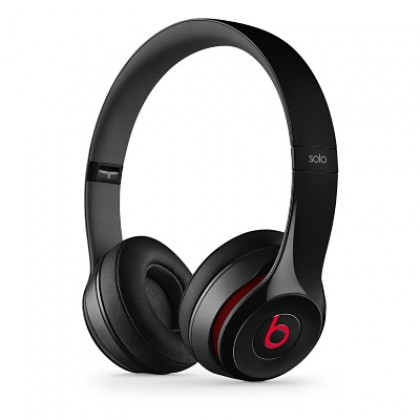 Beats Solo2 On-Ear Headphone - Black