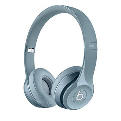 Sluchátka Beats Solo² na uši - šedá