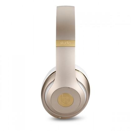 Sluchátka Beats Studio přes uši, zlatá