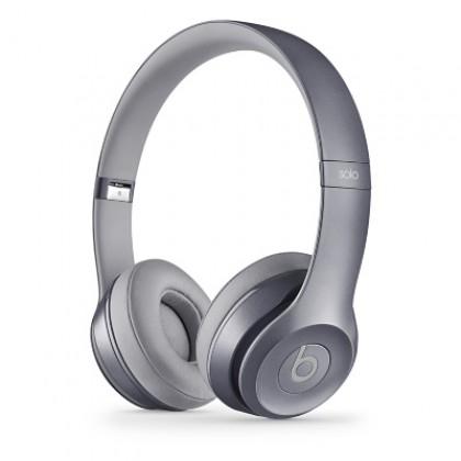 Sluchátka na uši Beats by Dr. Dre Solo² (Royal Collection), šedá