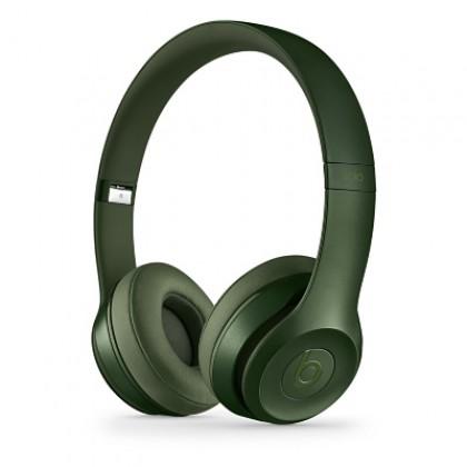 Sluchátka na uši Beats by Dr. Dre Solo² (Royal Collection), zelená