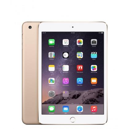 iPad mini 3 Wi-Fi 16GB – zlatý (demo, záruka 6 měsíců)