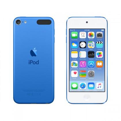 iPod touch 16GB (6th gen.) - modrý (vystavený)