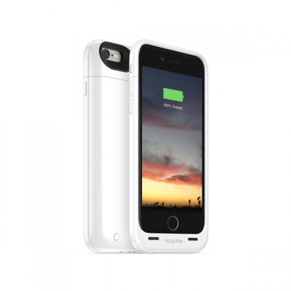 Mophie pouzdro s baterií Juice pack air pro iPhone 6, bílé (2750 mAh)
