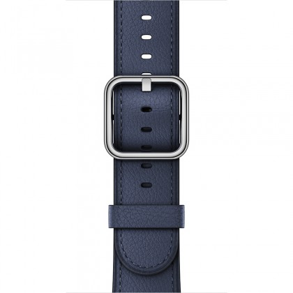 Apple Classic Buckle - Midnight Blue
