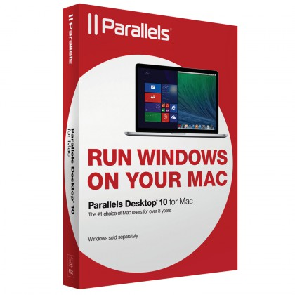 Parallels Desktop 10 pro Mac