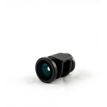 Olloclip 3in1 lens system, black - iPhone 4