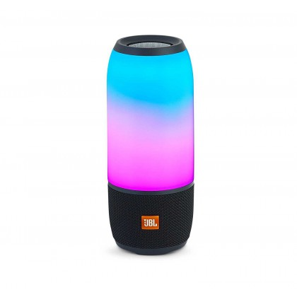 JBL Pulse 3  Portable Splash proof Bluetooth Speaker Black