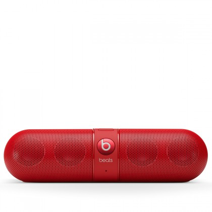 Beats by Dr. Dre Pill, Red (vystavený)