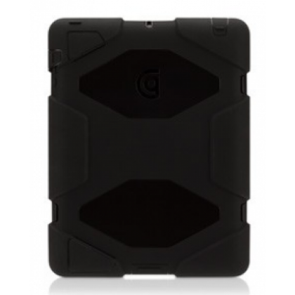 Griffin Survivor for [ iPad 2/3/4 ] - Black