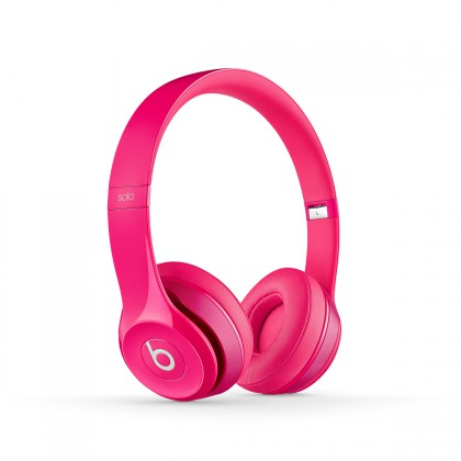 Beats by Dr. Dre Solo 2, růžová (vystavený)
