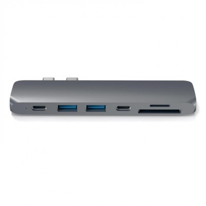 TYPE-C PRO HUB WITH 4K HDMI-Space Gray