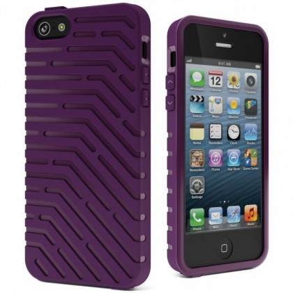 Cygnett Vector TPU Case for iPhone 5/5S Imperial Purple EOL