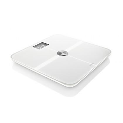 Withings Smart Body Analyzer, inteligentní váha (bílá)
