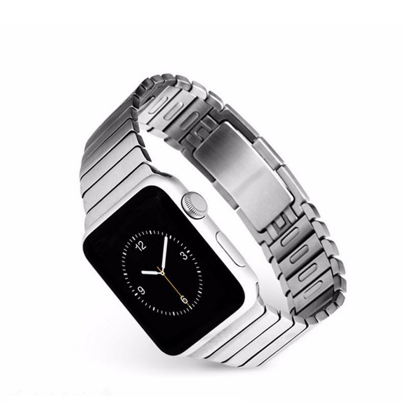 HOCO - Link Edition láncszemes fémszíj Apple Watch 38/42mm