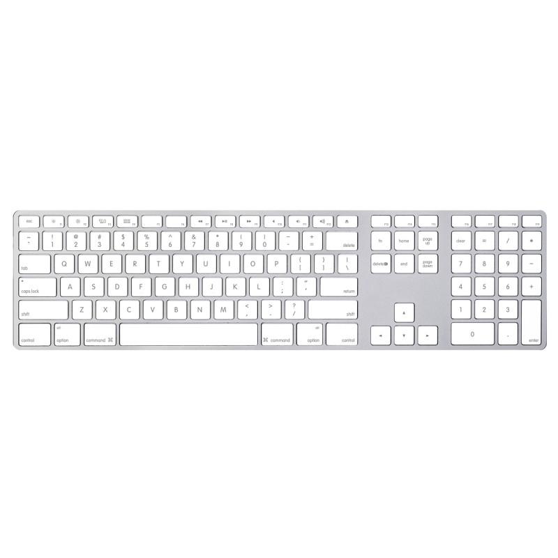 Apple Keyboard with Numeric Keypad magyar kiosztással