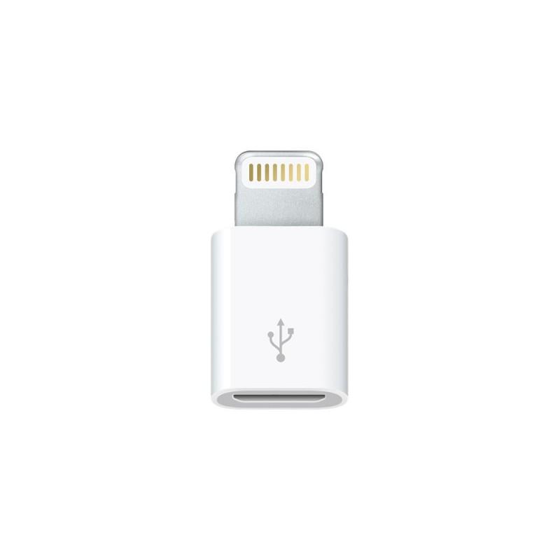 Apple - Lightning - Micro USB átalakító