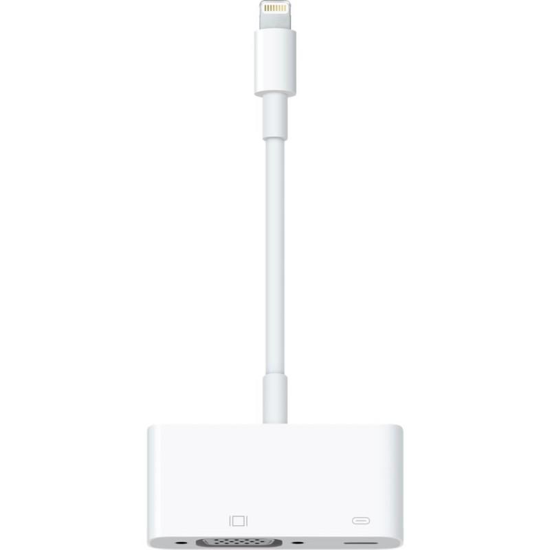 Apple - Lightning–VGA-adapter