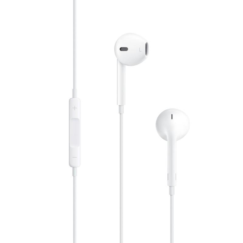 Apple Earpods fülhallgató - távvezérlővel és mikrofonnal