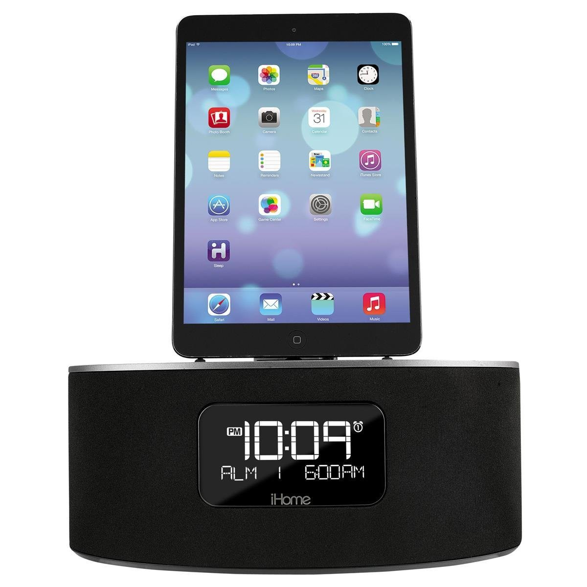 ihome speaker with lightning dock and fm radio istyle apple