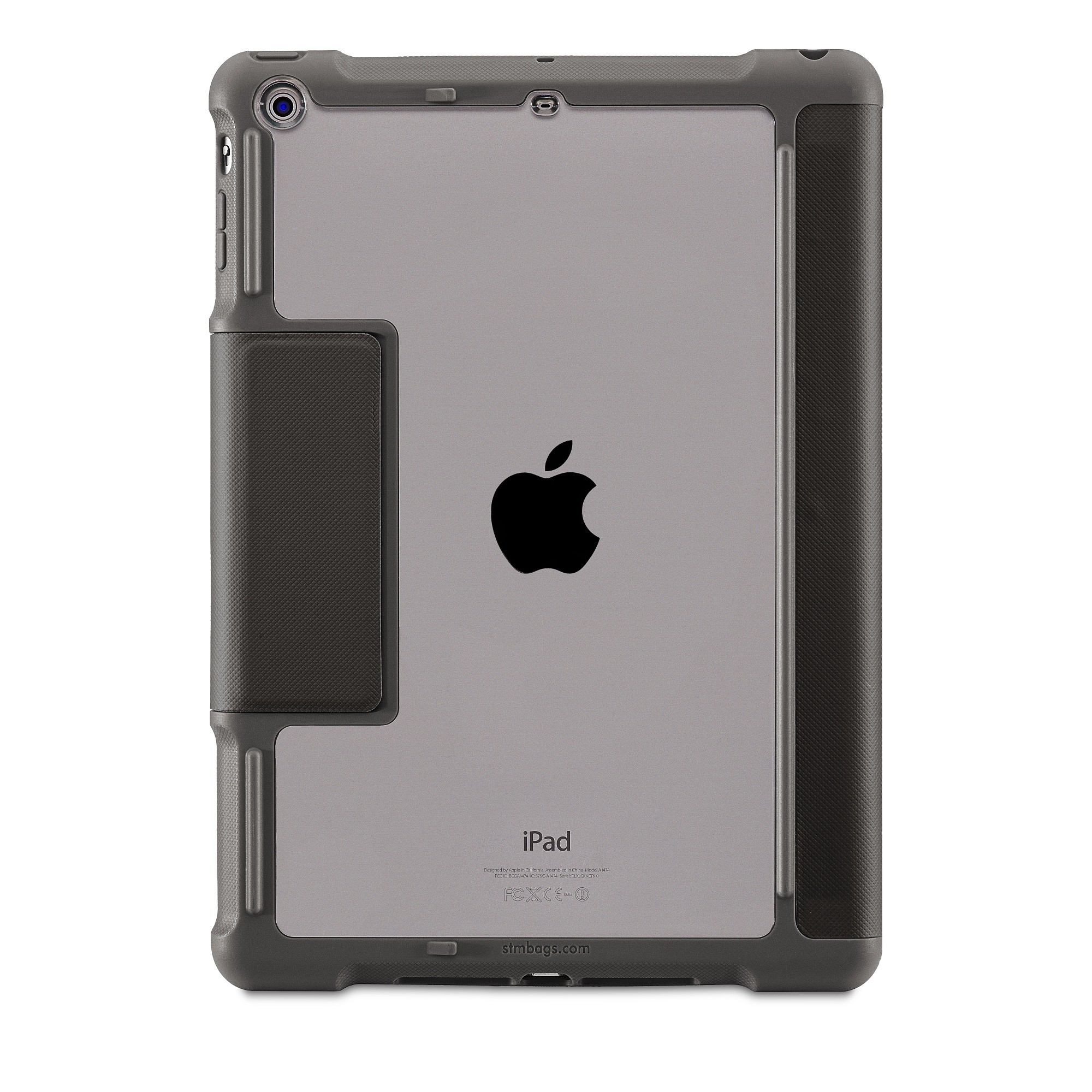 Stm Dux Rugged Case For Ipad Air 2 Black Istyle