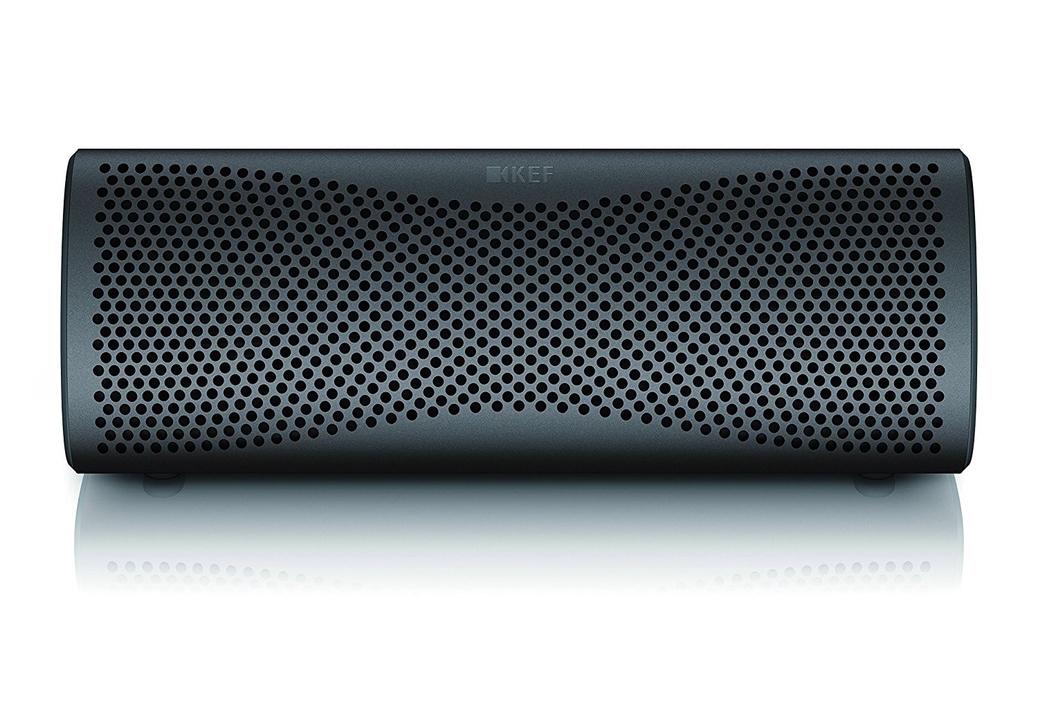 kef speakers bluetooth. kef muo wireless bluetooth speaker - gunmetal kef speakers w