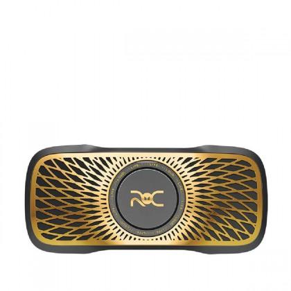 Monster - ROC Sport Backfloat Waterproof Bluetooth Speaker - Black Platinum