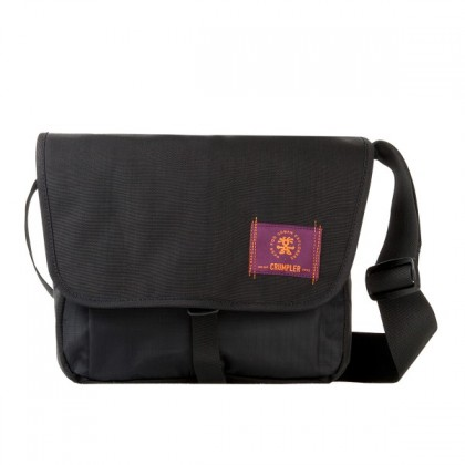 Crumpler - Webster iPad Tablet Sling táska - fekete