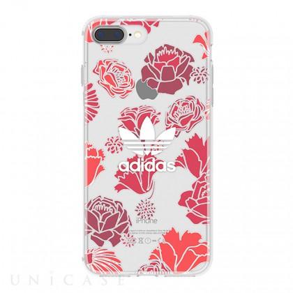 Adidas - iPhone 7 Plus Originals Clear Case - Bohemian Red