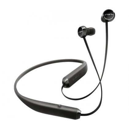 SOL REPUBLIC Shadow Wireless In-Ear Headphones-Black