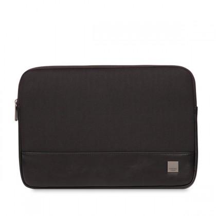 """Knomo - Herringbone 13"""" Laptop Sleeve - Black"""