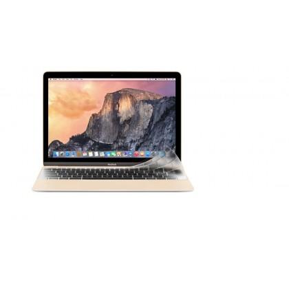 Moshi Clearguard Macbook 12 Keyboard Protector (Eu Layout) - Clear