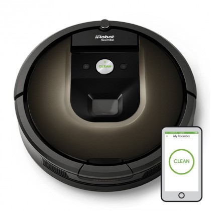 iRobot Roomba 980 Cacuum Cleaning Robot EU