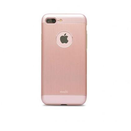 Moshi iPhone 7 PLUS iGlaze Armour - Golden Rose