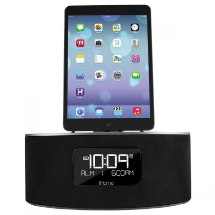 iHome speaker with Lightning dock and FM Radio