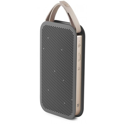 BeoPlay A2 Active Charcoal Sand - Portable Wireless Bluetooth Speakers