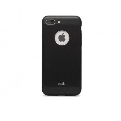 Moshi iPhone 7 PLUS iGlaze Armour - Onyx Black
