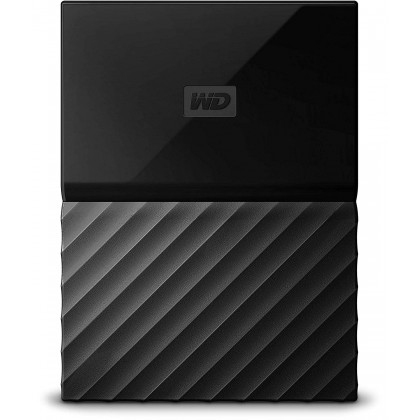 MY PASSPORT  2TB (THIN) BLACK WORLDWIDE