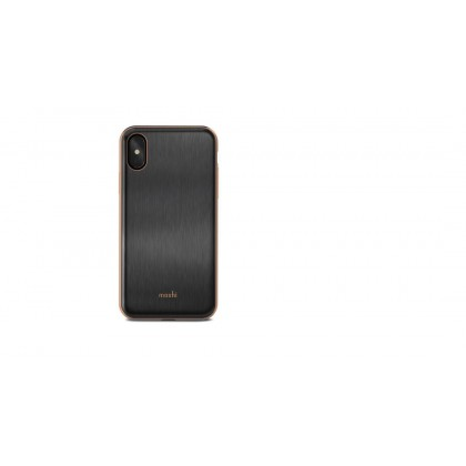 Moshi iPhone X Iglaze - Imperial Black