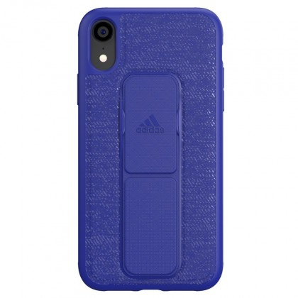 Adidas - iPhone XR - Grip Case - Blue