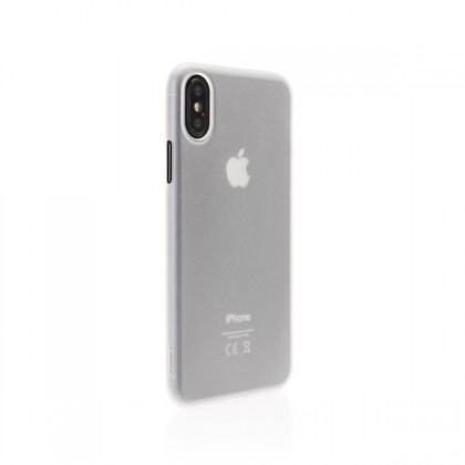 Aiino - Z3RO Ultra Slim case for iPhone X - Premium - Clear