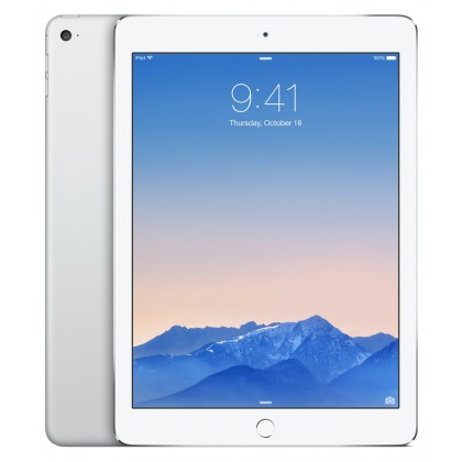 iPad Air 2 Wi-Fi + Cellular 64GB ezüst