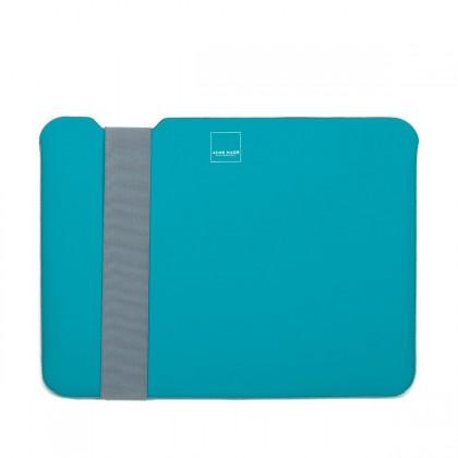 "Acme Made - Skinny Sleeve Medium StretchShell for MacBook Pro 13"" - Sapphire/Grey"