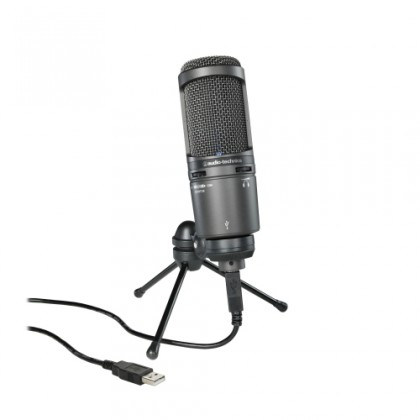 Audio Technica AT2020USB+ Microphone